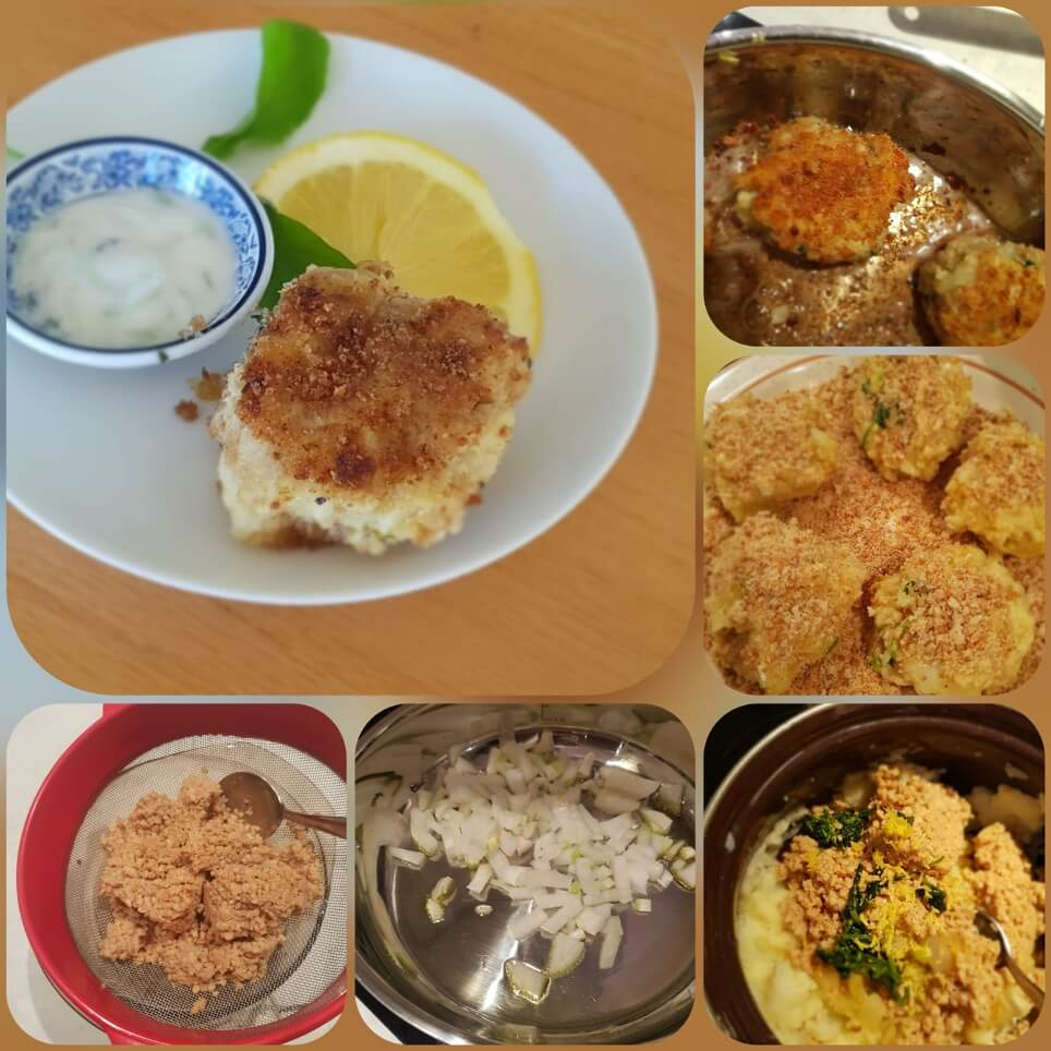 RECIPE: Abalone Fishcakes